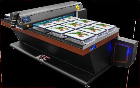 Eagle XL TX 70 Flachbettdrucker Textil