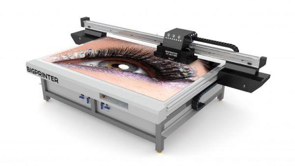 UV Inkjet Flachbettdrucker BIGJET UV 2031iSM