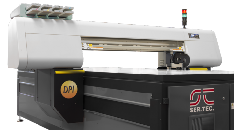 Inkjet UV Flachbettdrucker Eagle UP FJ 2