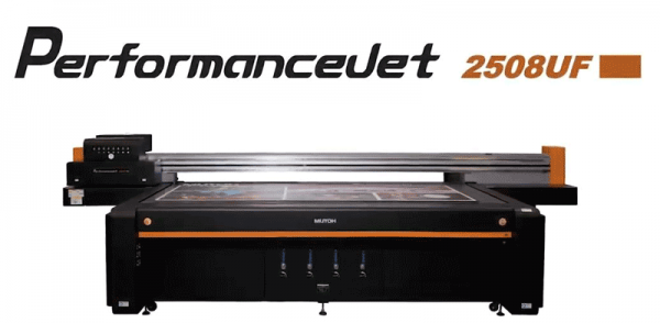 Flachbettdrucker PJ2508UF Mutoh