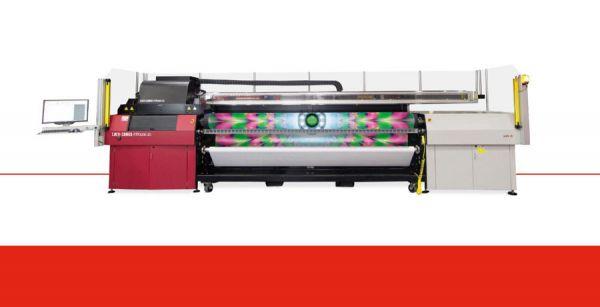 UV Großformatdrucker Jeti Ceres RTR320 von Agfa Graphics
