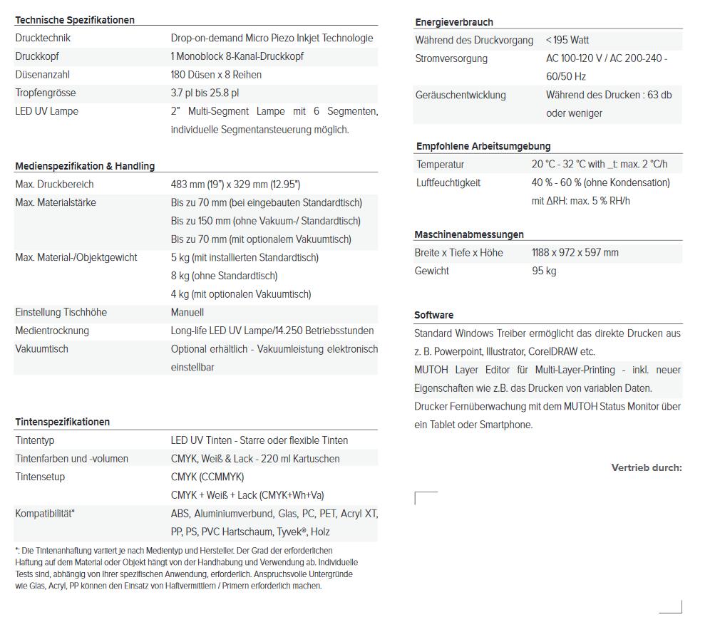 mutoh-461-technische-informationen