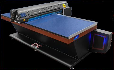 Flachbettdrucker Eagle Hybridtinte XL 70