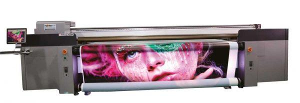 Großformatdrucker Hybrid UV XTRA 3300h von Flora
